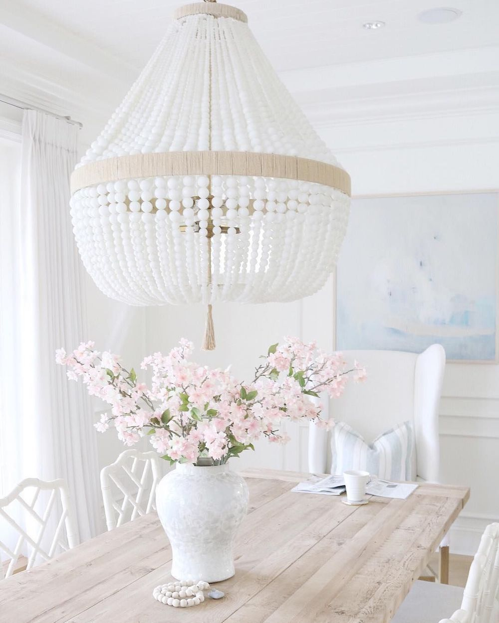 9 Coastal Chandeliers for Beach Homes