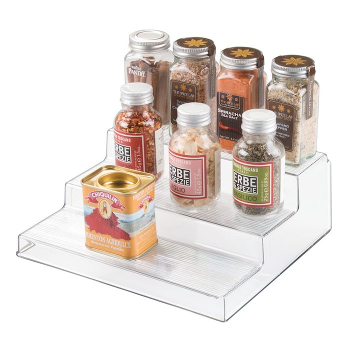 3-Tier Spice Organizer for Cabinets