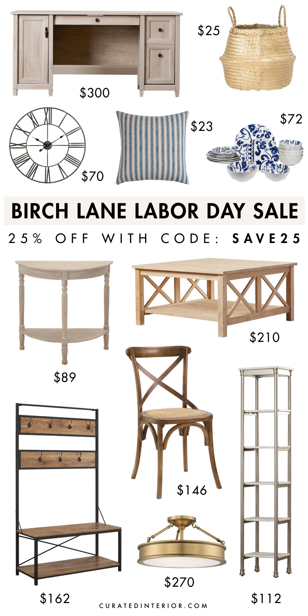 Birch Lane Labor Day Sale