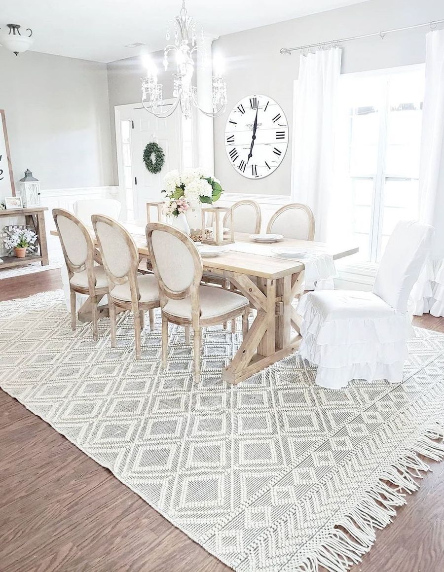 37 Charming French Country Dining Rooms, French Country Dining Room Table