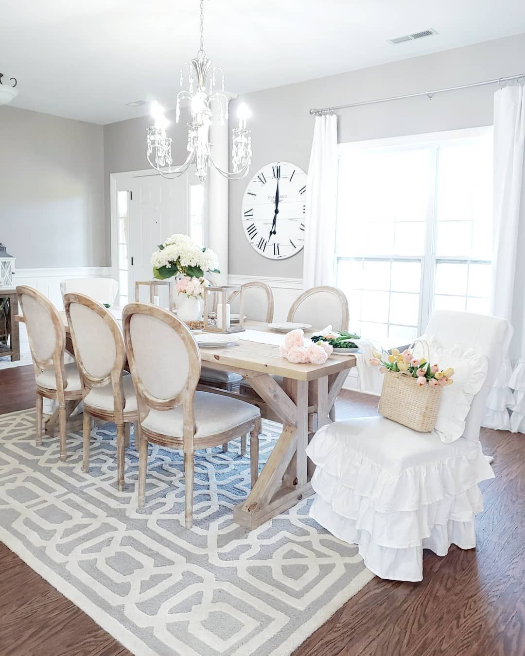 Dining Room: 3 Charming French Country Dining Rooms