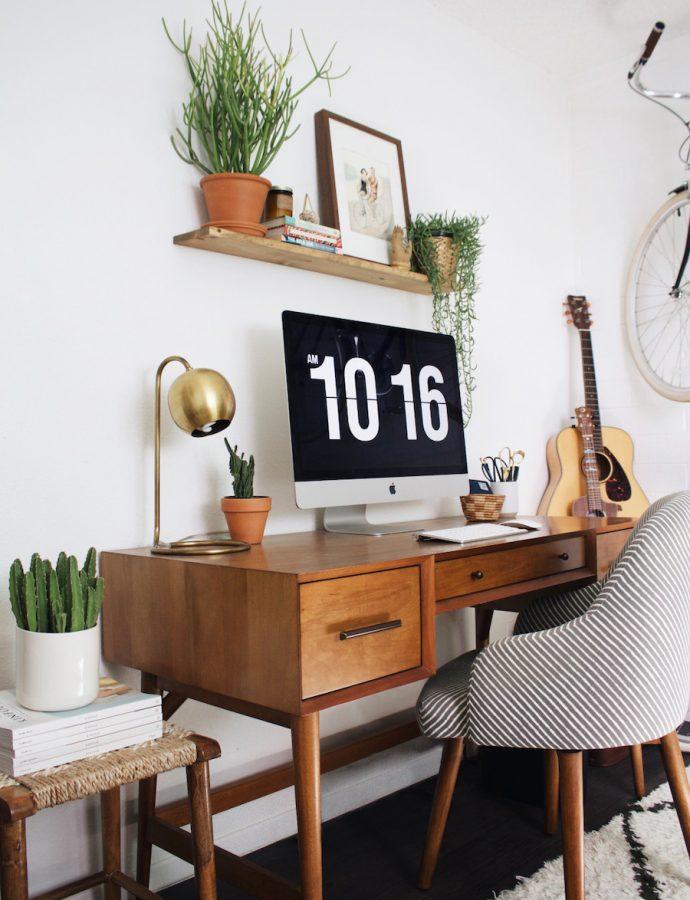 17 Classic Mid-Century Modern Desks