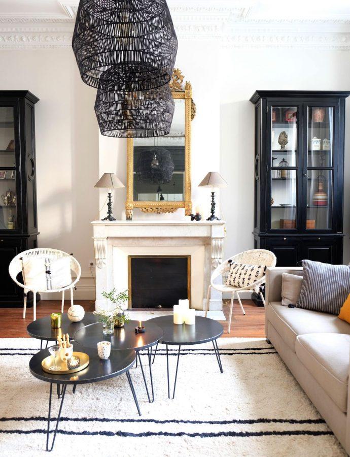 10 Elegant Parisian Rugs