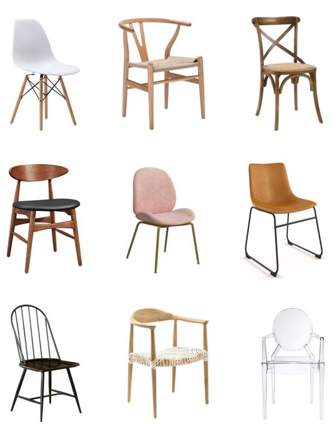 9 All-Purpose Side Chairs for Extra Seating