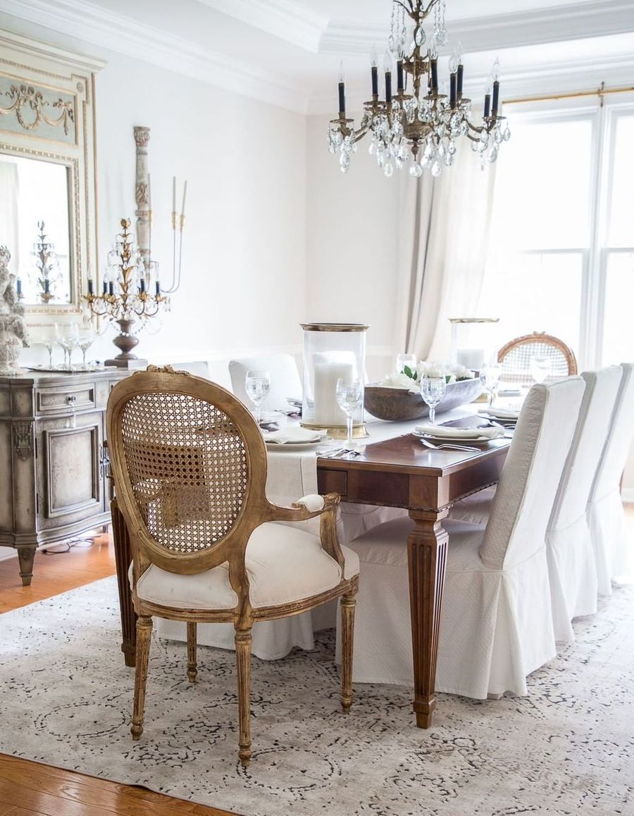 37 Charming French Country Dining Rooms, French Country Dining Room