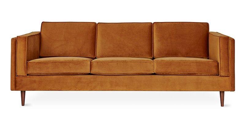 5 Burnt Orange Sofas