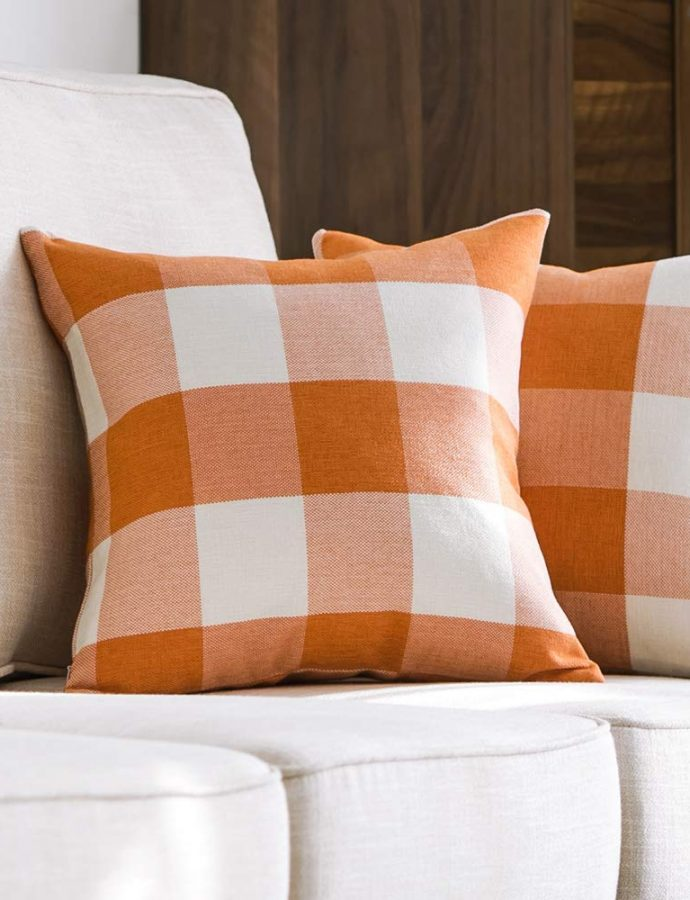 15 Favorite Fall Throw Pillows