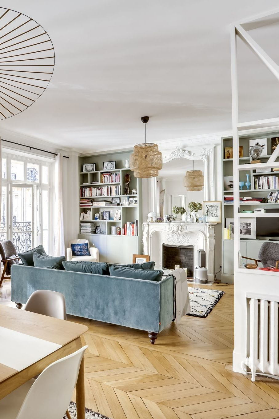 The Parisian Apartment Decor Guide For