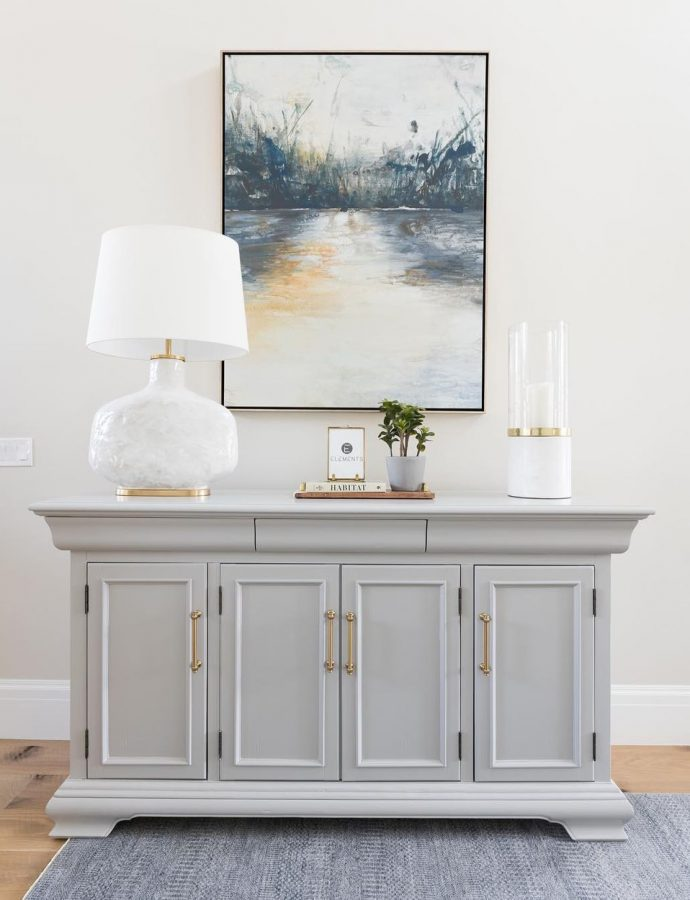 The Console Table Buying & Styling Guide