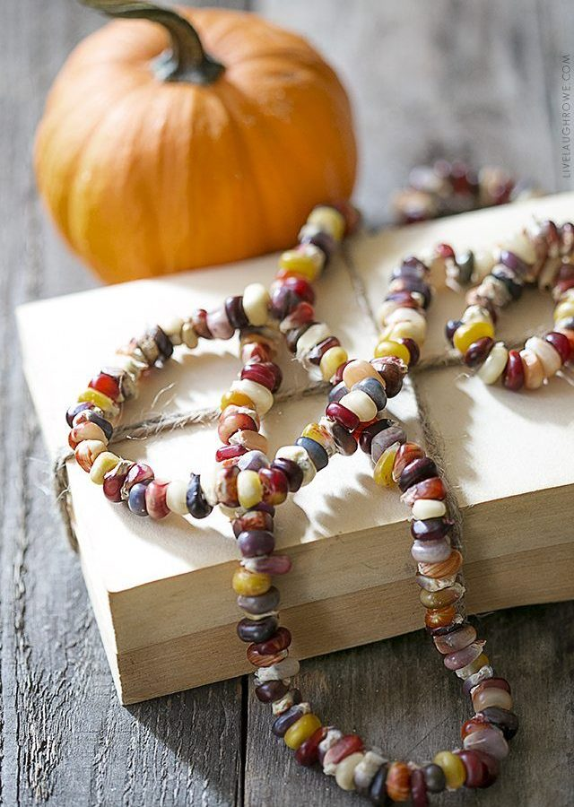 19 DIY Fall Garlands that are Easy & Inexpensive to Make!