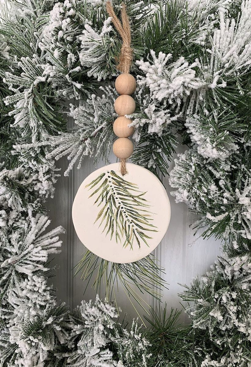 23 Diy Rustic Christmas Ornaments To Hang On Your Tree
