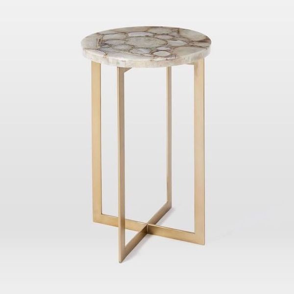 Neutral Side Table