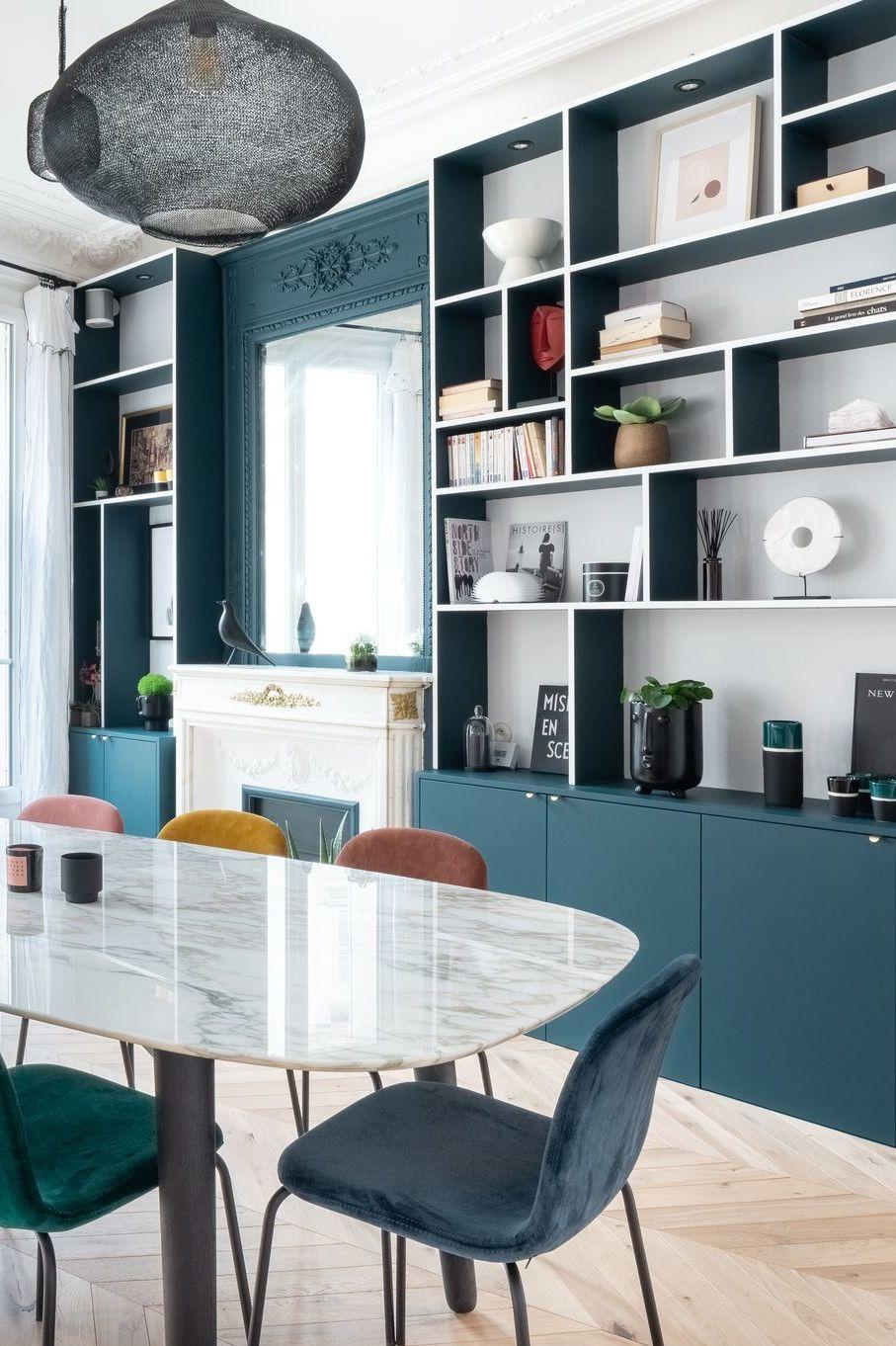 31 Beautiful Parisian Dining Rooms