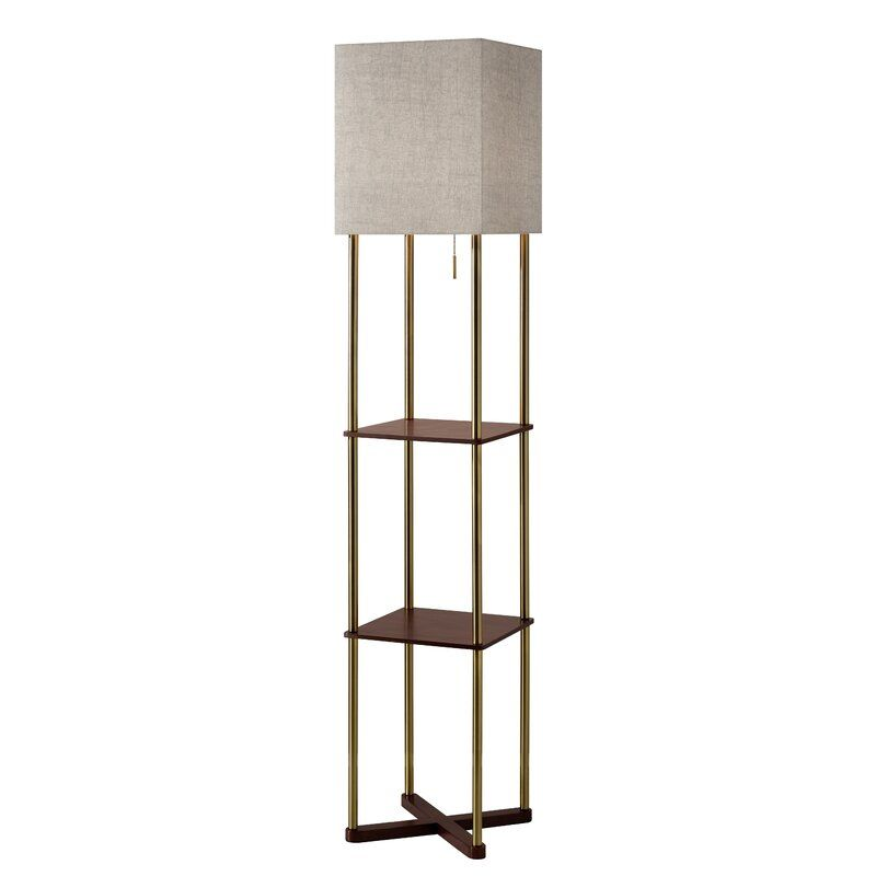 Tower Floor Lamp - 10 Types of Floor Lamps to Consider Before Buying