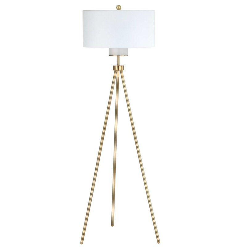 Tripod Floor Lamp - 10 Types of Floor Lamps to Consider Before Buying