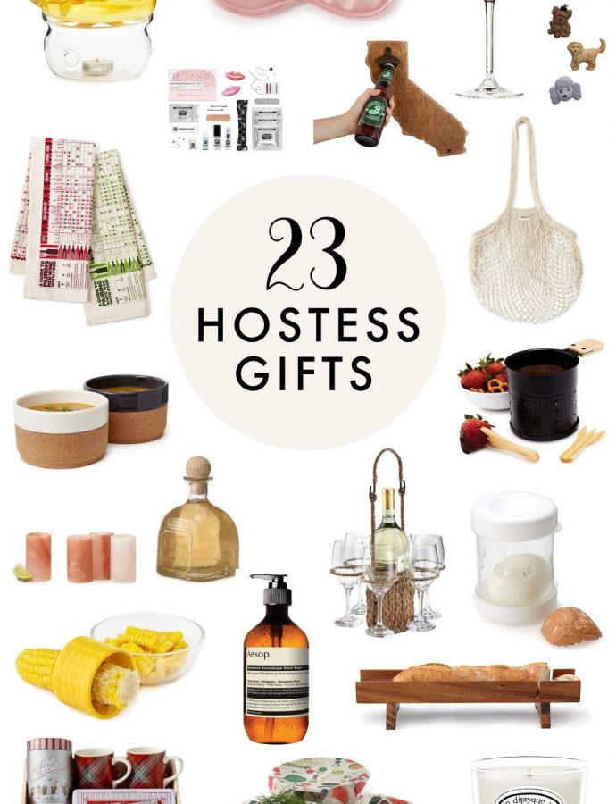23 Perfect Hostess Gifts
