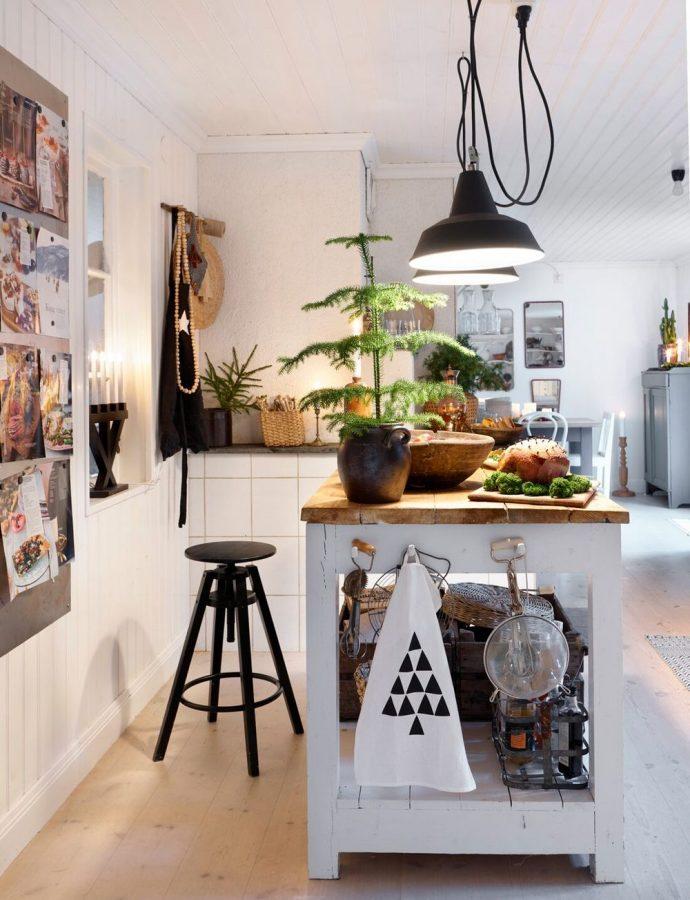 11 Scandinavian Christmas Kitchen Decor Ideas