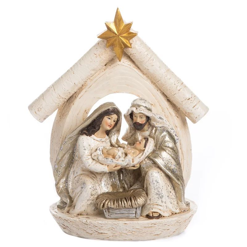 Traditional Christmas Decorations - Nativity Scene