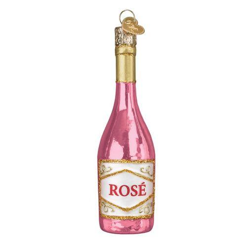 Rose Bottle Ornament