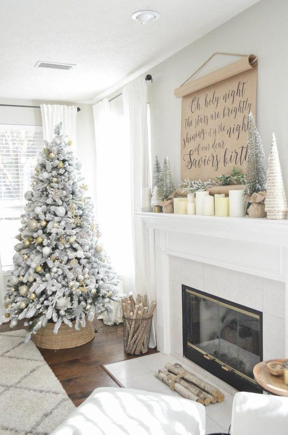 25 Neutral Christmas Decor Ideas & Inspiration