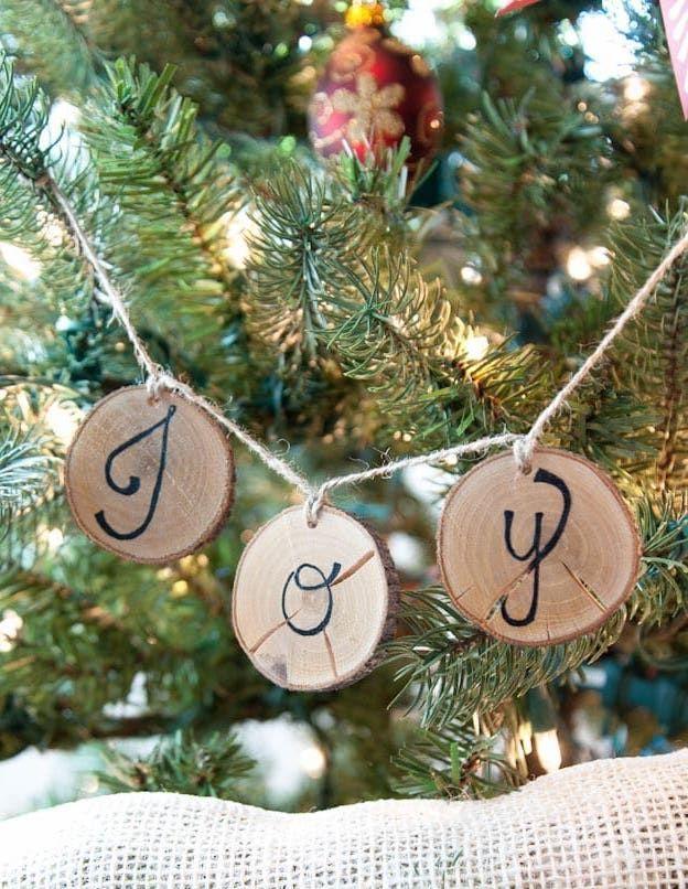 35 Diy Farmhouse Christmas Decorations