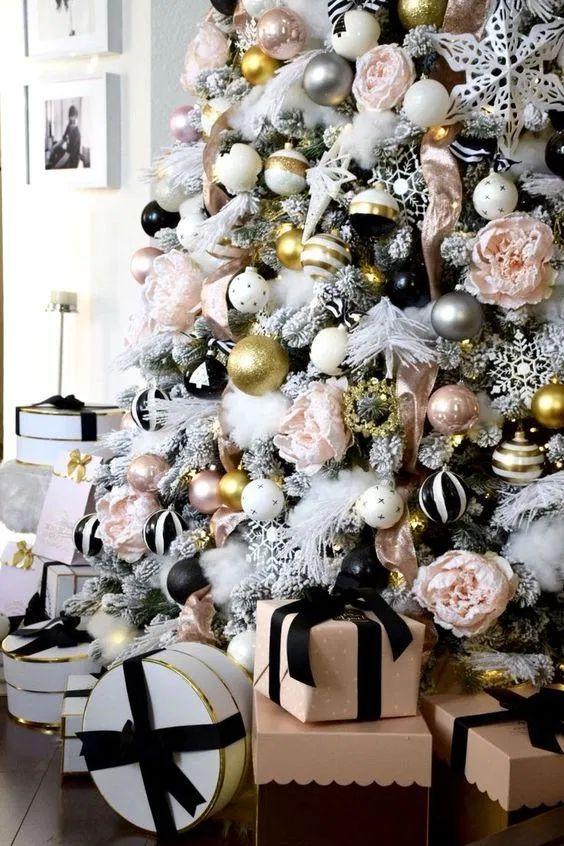 28 Glam Christmas Decor Ideas