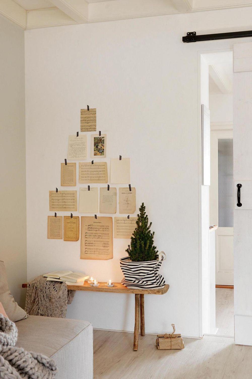 Paper tree via Renee Frinking