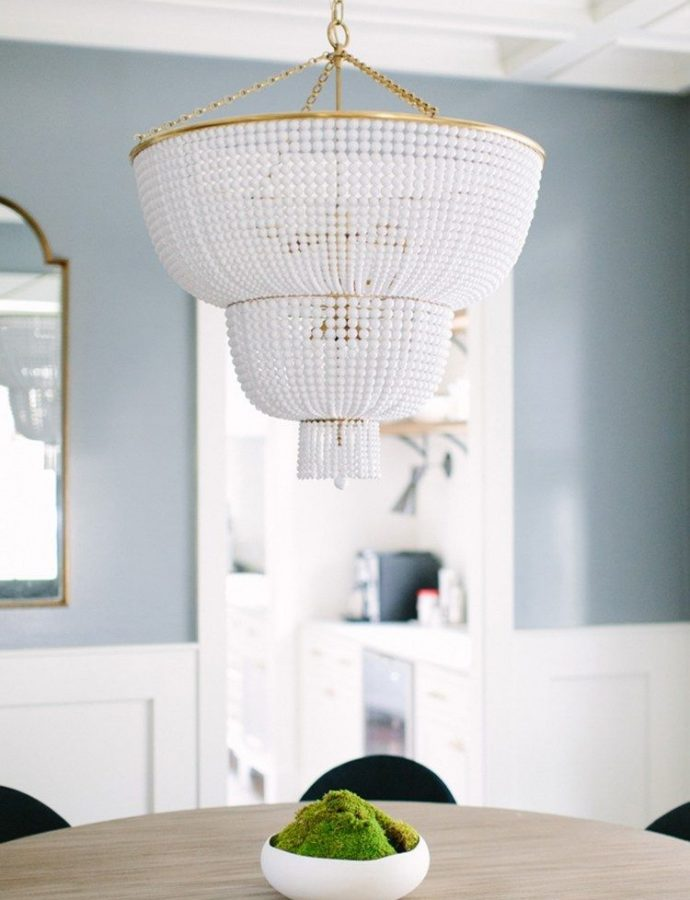 15 Beaded Chandeliers that are Gorgeous and Affordable