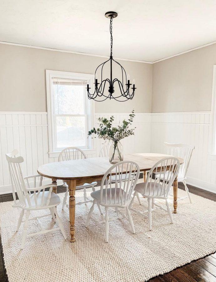 15 Modern Farmhouse Dining Chairs