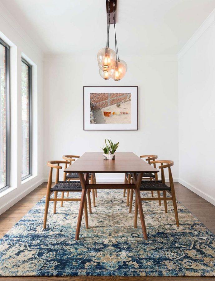 25 Sleek Mid-Century Modern Dining Tables