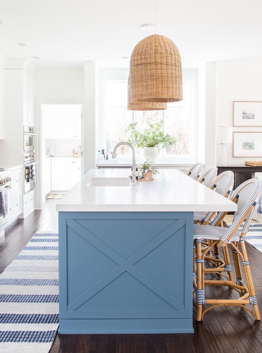 17 Coastal Kitchens Decor Ideas For A Beach Or Summer Home