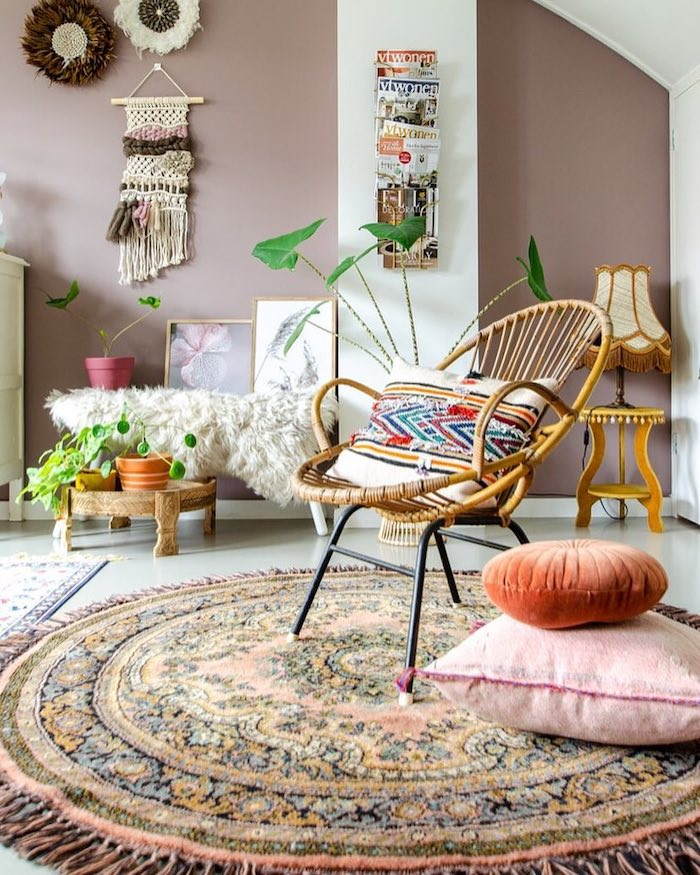 50 Best Bohemian Accent Chairs