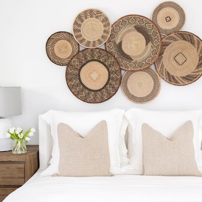 8 Bohemian Wall Decor Accents