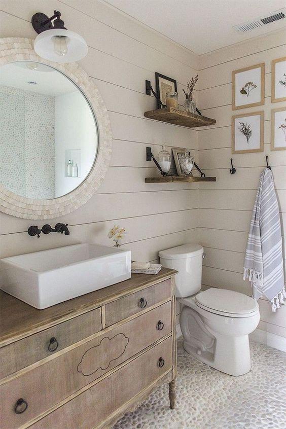 Modern Coastal Bathrooms With Clic Style