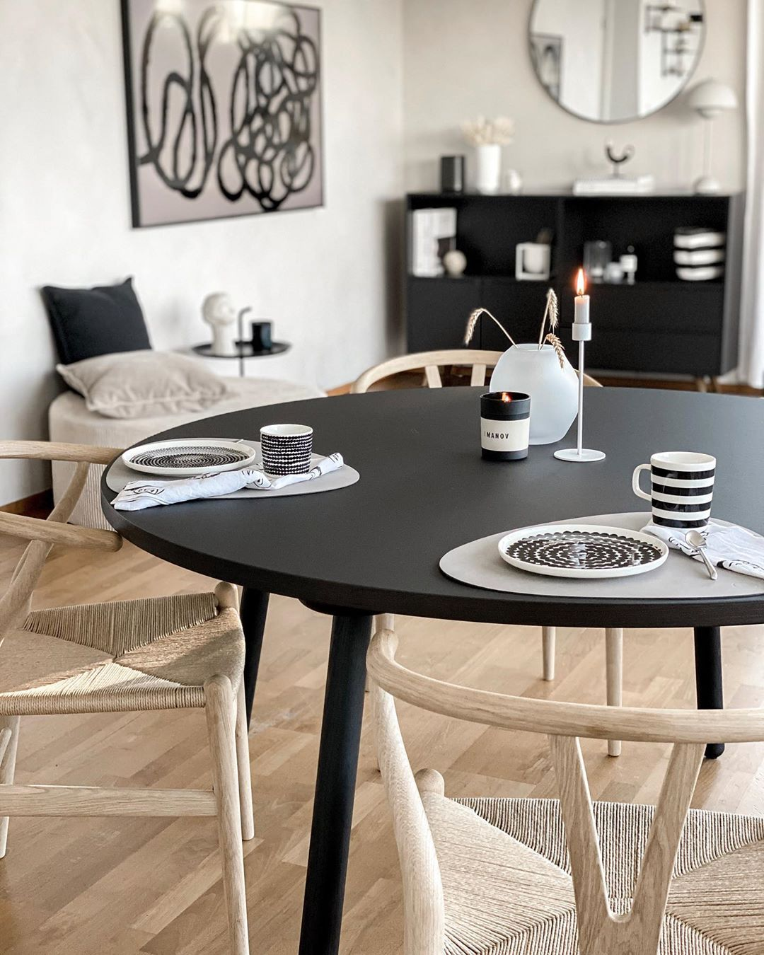 Scandinavian Dining Tables With Hygge Style
