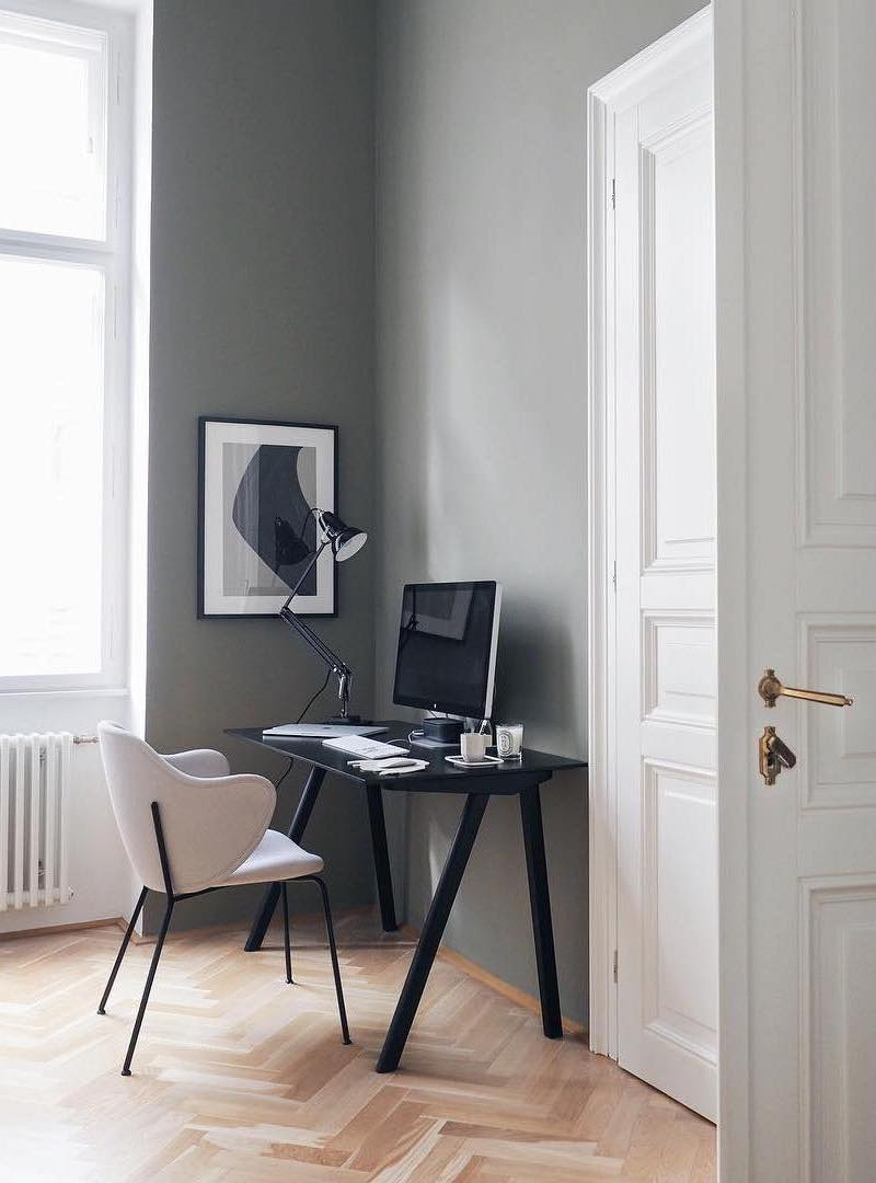 21 Scandinavian Desks For A Functional Workspace