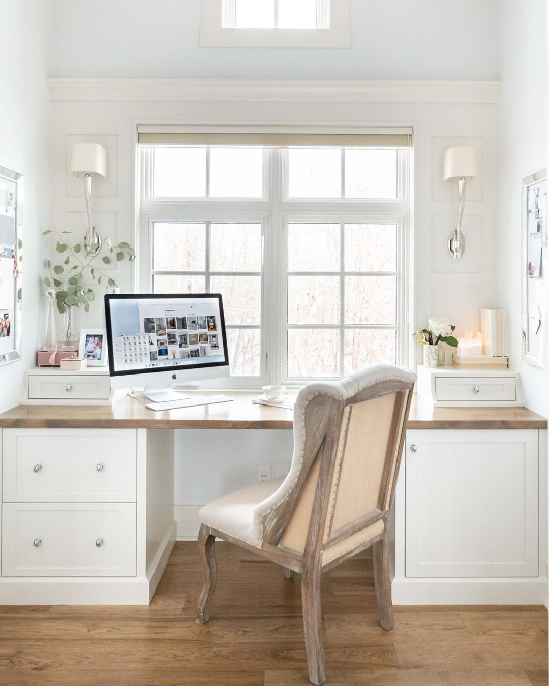 12 Perfect French Country Offices