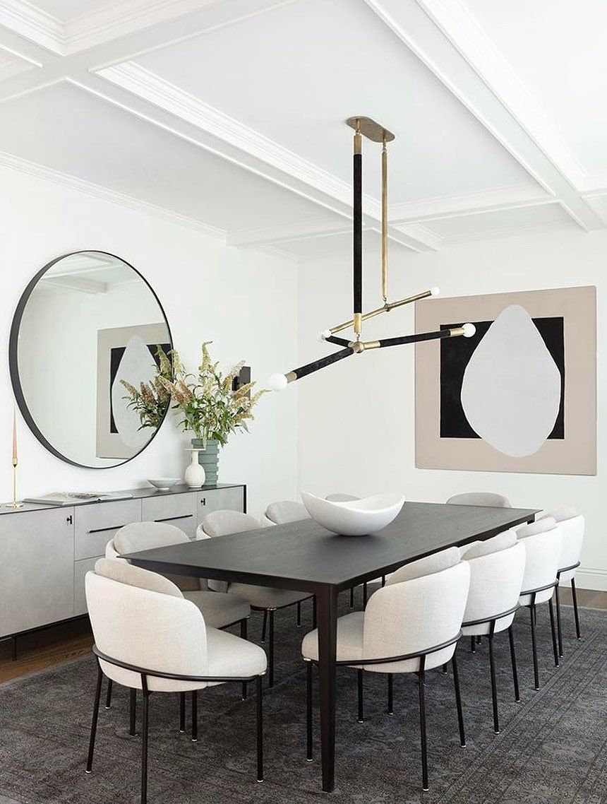 6 Sleek, Modern Dining Chairs