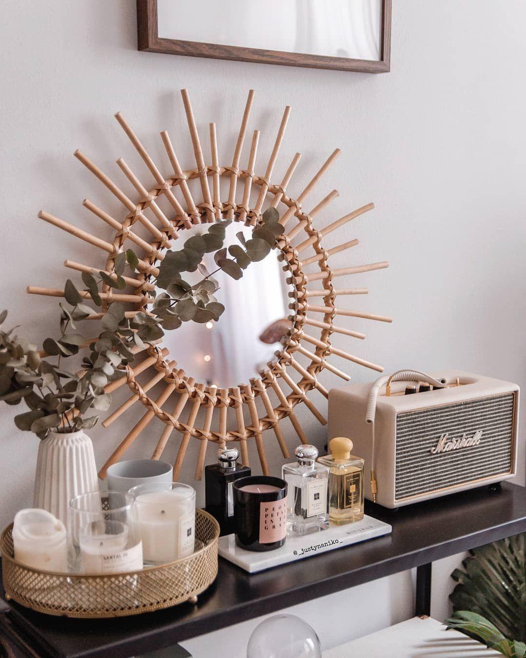20 Bohemian Mirrors with Boho Style