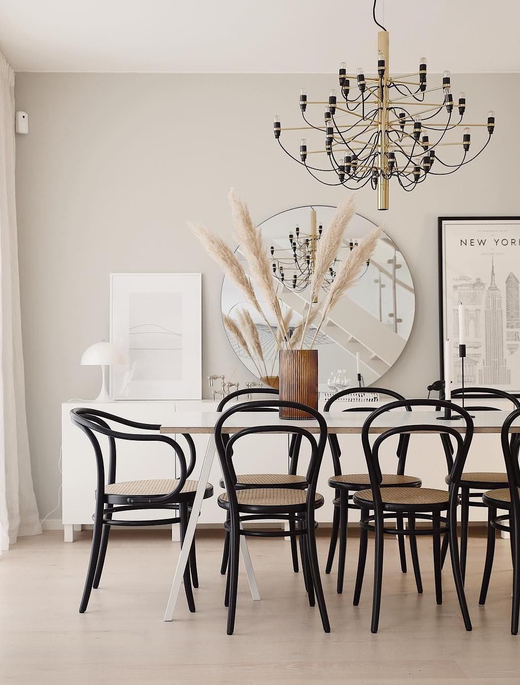 17 Chic Scandinavian Dining Rooms
