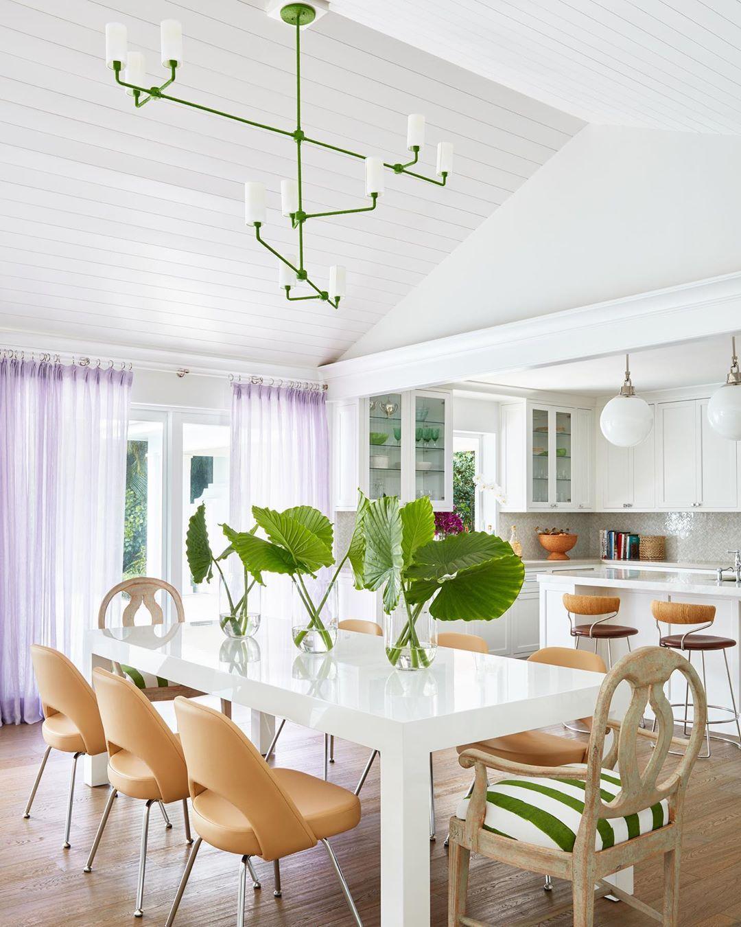 9 Most Inspiring Coastal Dining Rooms