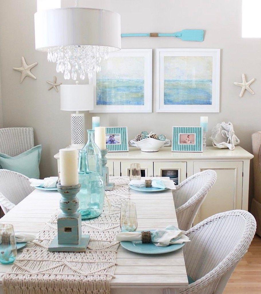 Beach Style Dining Table Off 71, Beach Dining Room Table