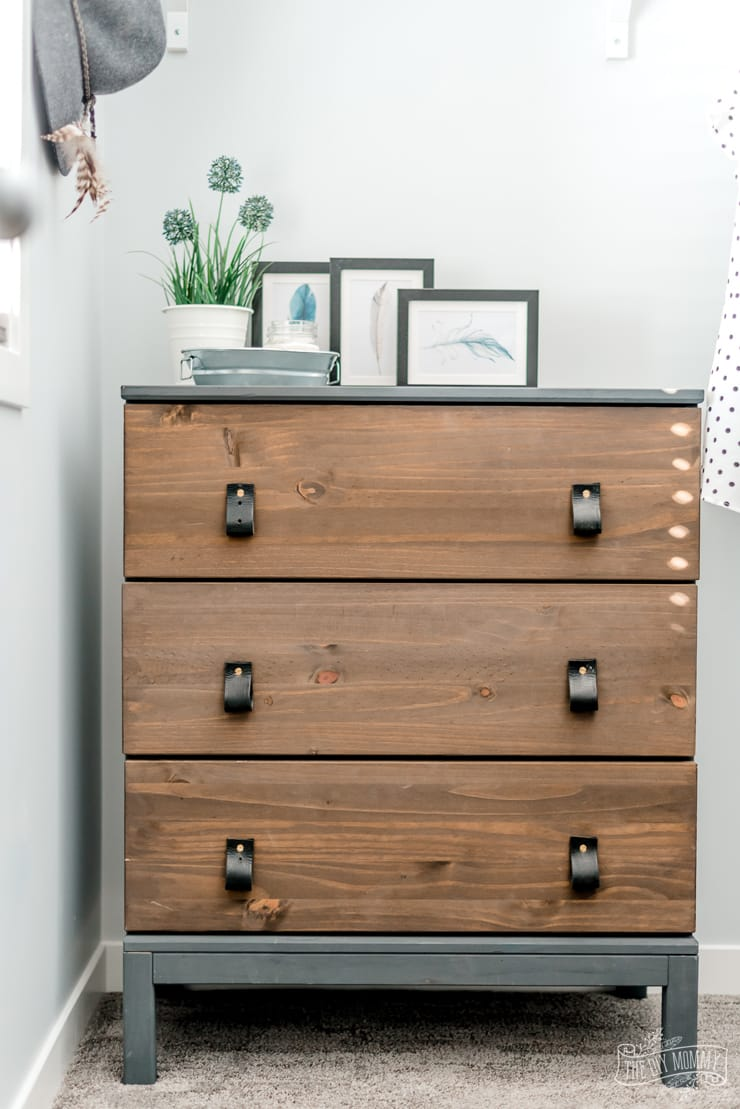 23 Amazing Industrial Dressers For Your Bedroom