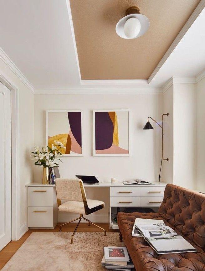 Moderner Bürostuhl über @tinaramchandani