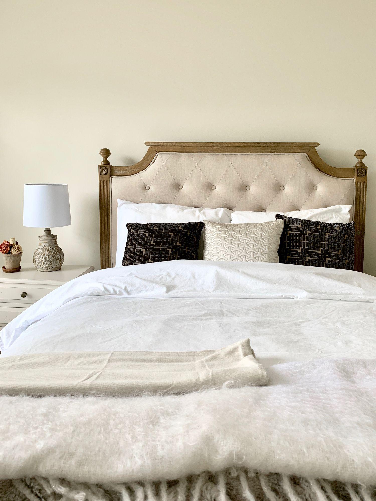 Wayfair Guest Bedroom Rug Refresh 1