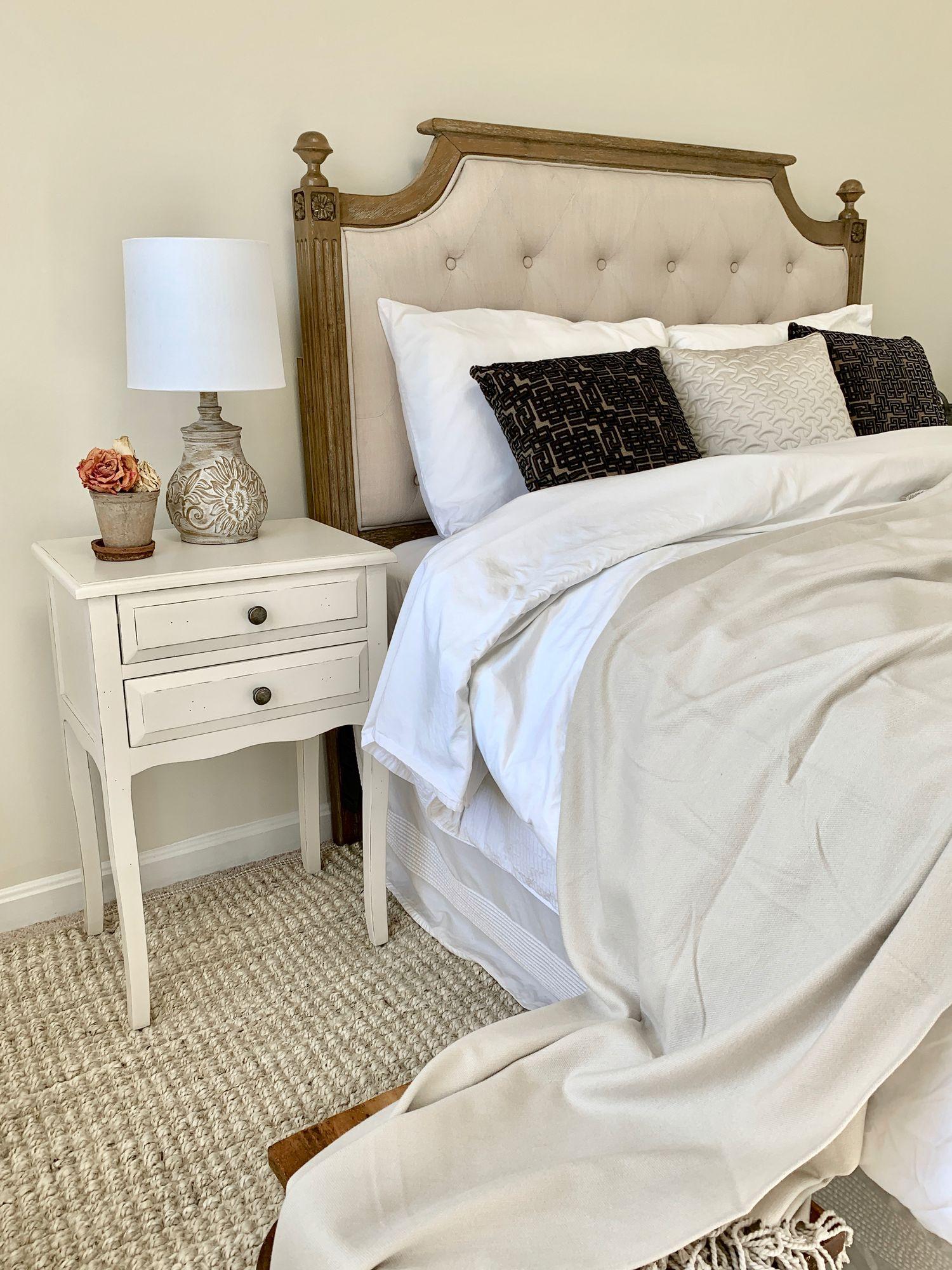 Wayfair Guest Bedroom Rug Refresh 3