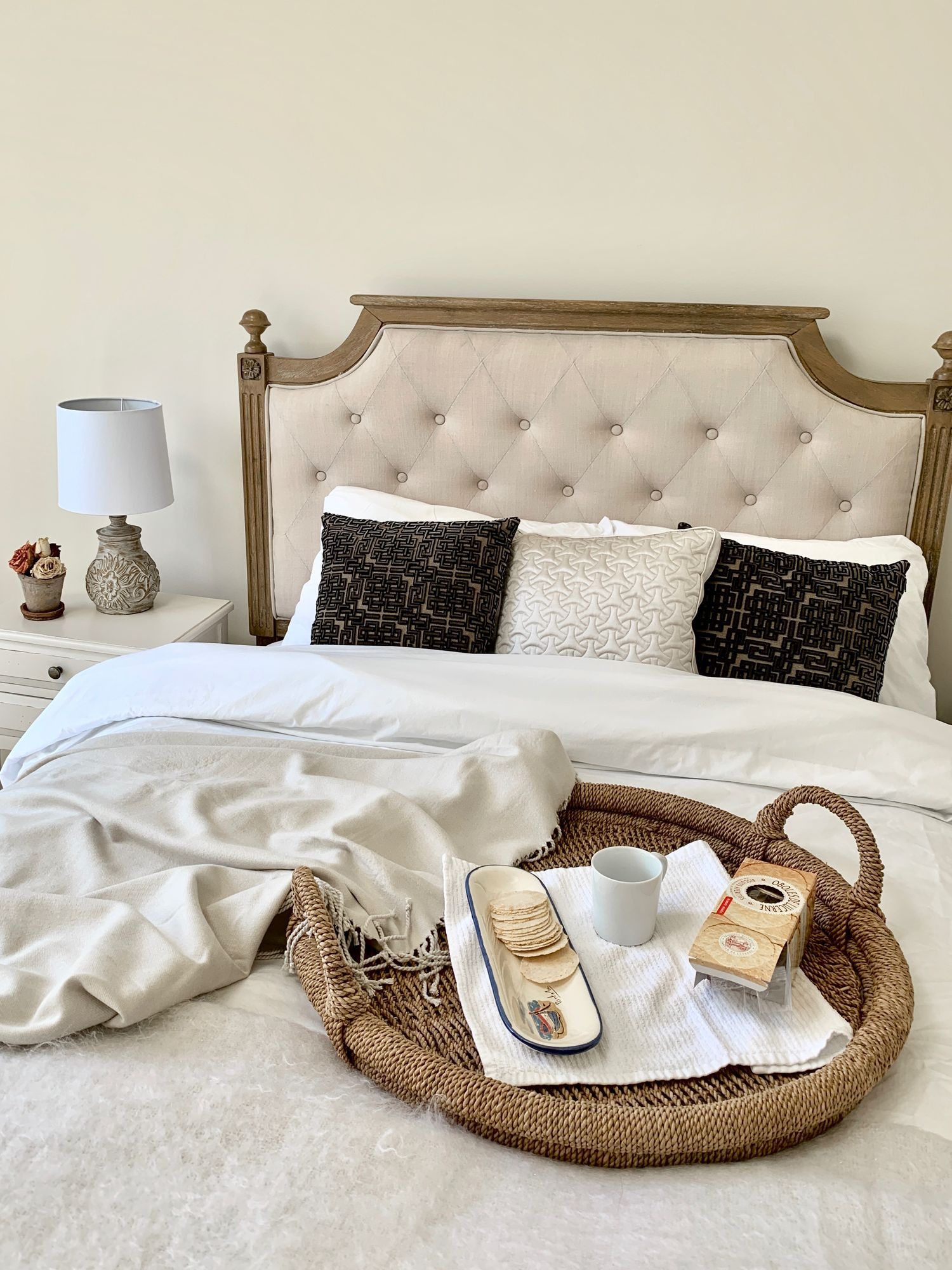 Wayfair Guest Bedroom Rug Refresh 5