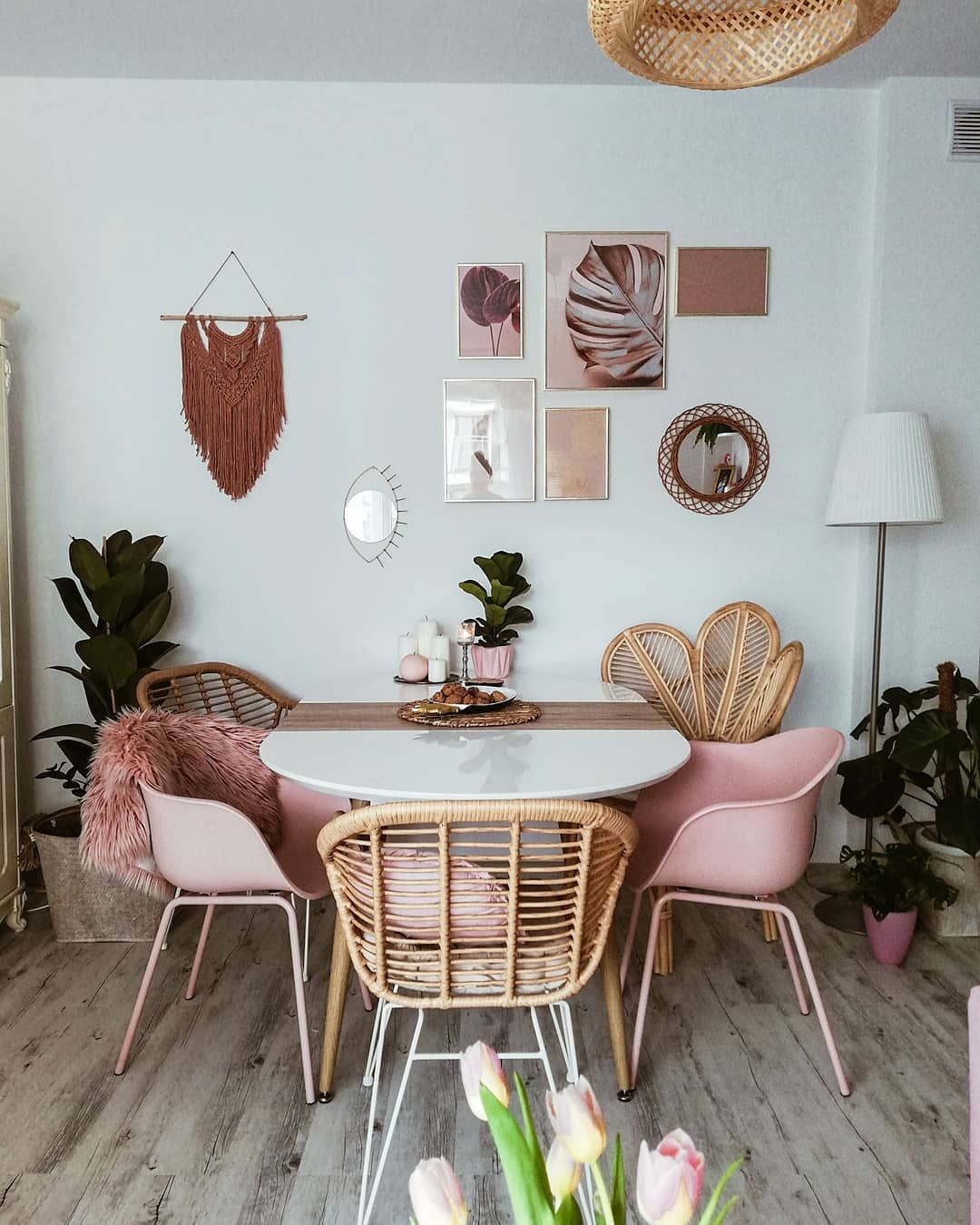 17 Bohemian Dining Rooms With Eclectic Style