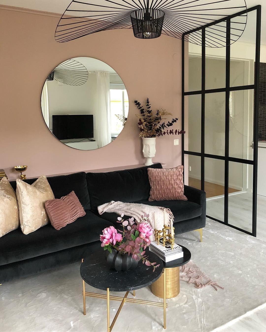 29 Glam Living Room Decor Ideas