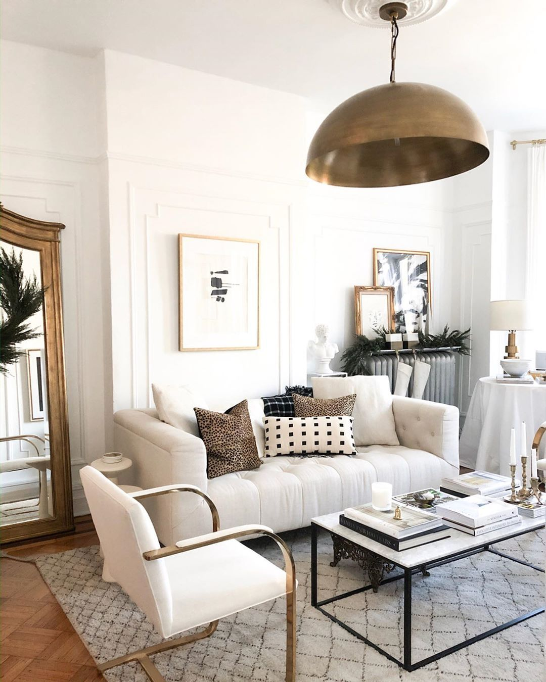 15 Dreamy Neutral Living Rooms, Neutral Living Room